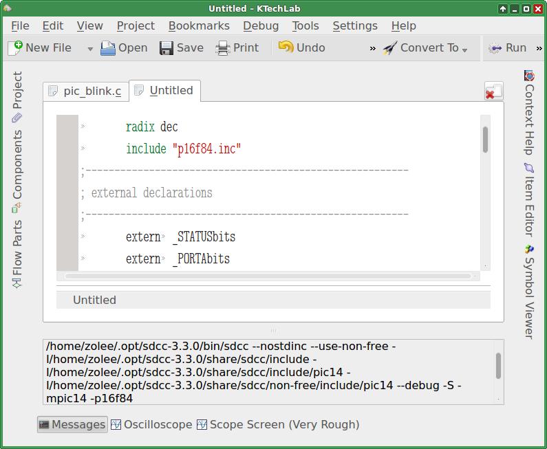 Assembler code